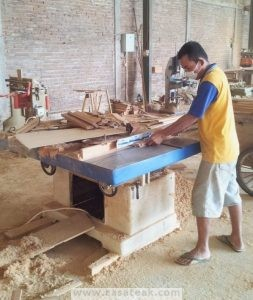 teak furniture factory Indonesia