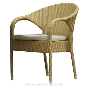 wicker stacking chair, wicker outdoor dining chairs