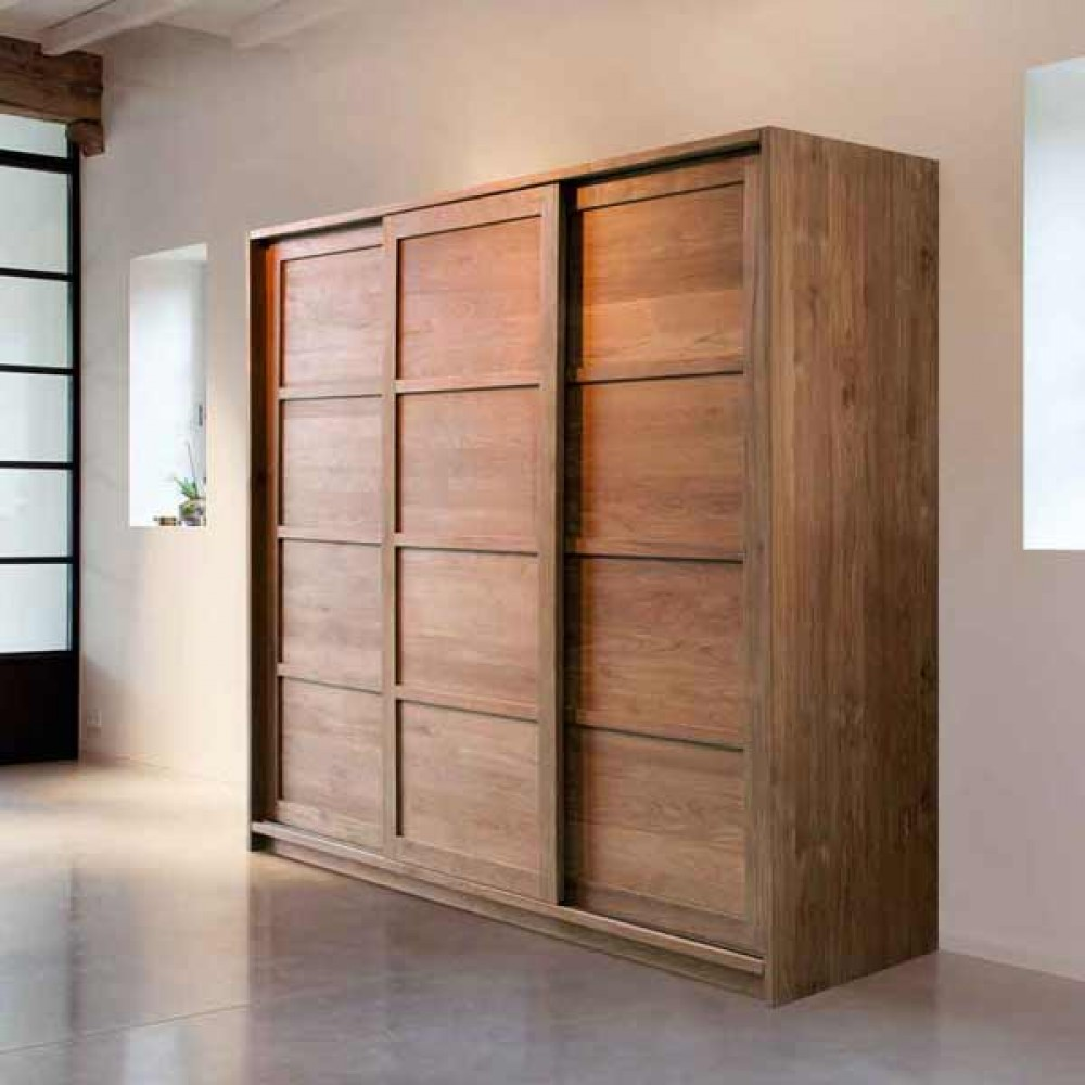 Door wardrobe wrd casateak teak furniture store