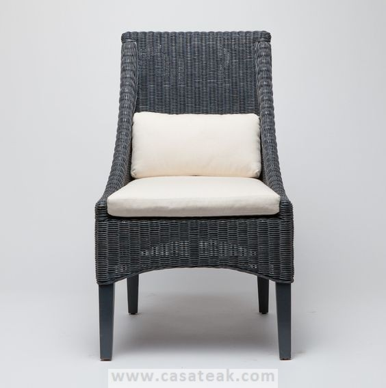 Babylon wicker dining chair in kl