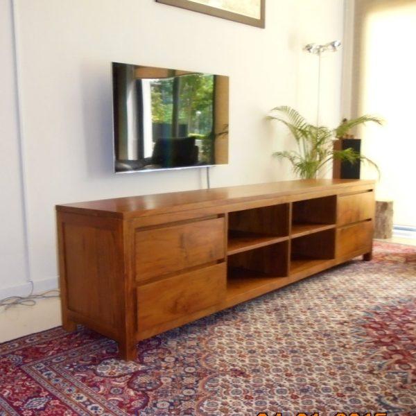 Teak TV Cabinet, TV consoles modern designs