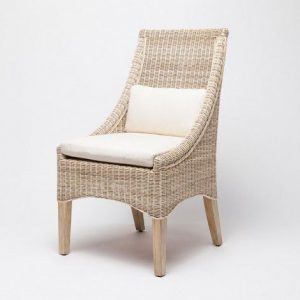 Babylon wicker dining chair