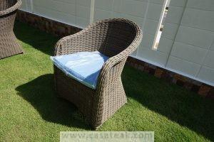 Kabu wicker armchair in kl