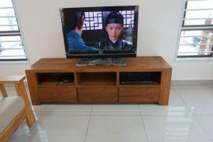 Classic rustic tv cabinet in kl