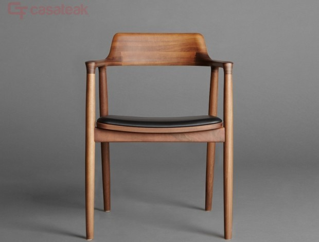 Solid wooden chair for indoor use in Malaysia