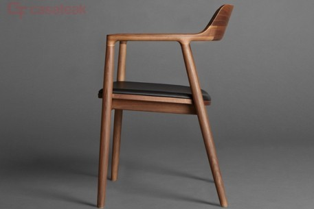 dining chair, office meeting chair, solid wooden chair