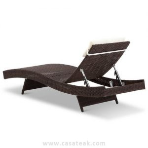 stacking wicker lounger in kl, commercial furniture Malaysia