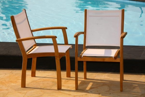 batyline Stacking chair