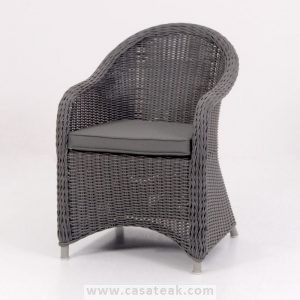 Kabu wicker armchair in kl