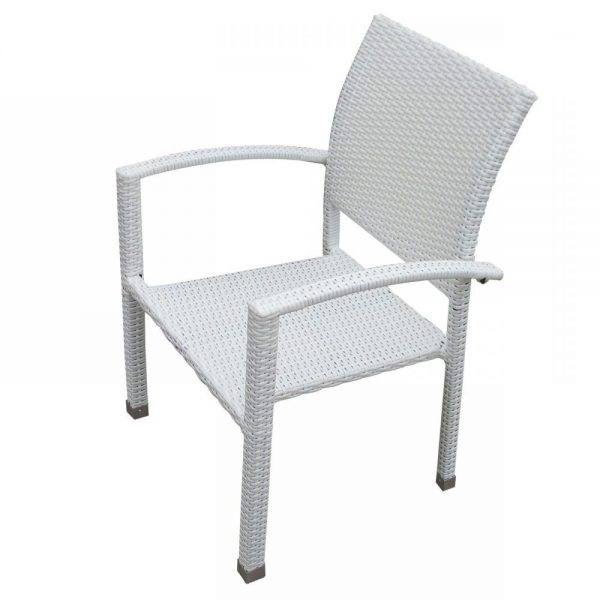Alta wicker dining chair, commercial furniture in kl