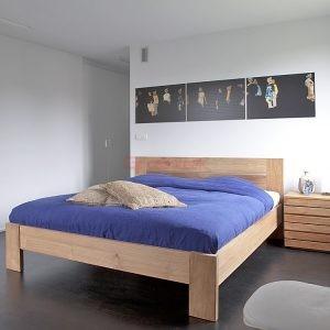 Teak Bed Frame