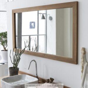Teak wood Mirror frames , Teak Mirror Frames Puchong Selangor KL