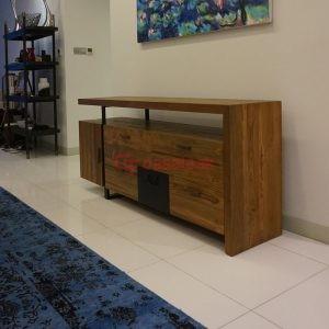 Recycled teak sideboard , teak sideboard