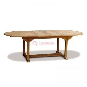 Teak Extendable table