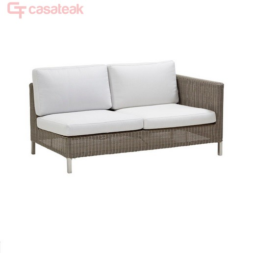 Zylo wicker Double Seater Sofa