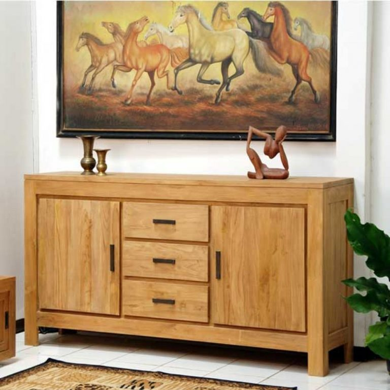Teak Furniture KL, Sideboard Teakwood