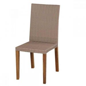 wicker chair, outdoor dining chair, restaurant furniture