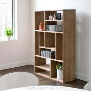 bookcase Malaysia, Teak Wood Book rack, Book Shelf Shah Alam