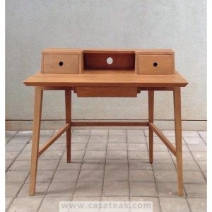 Boston Writing Desk in Shah Alam, Teak Wood Desk
