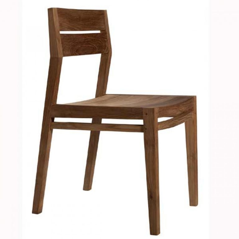 casa teak dining chair