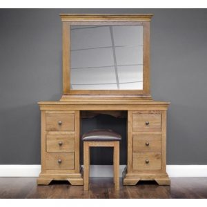 Teak Dressing Table,Dressing table with mirror