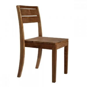 contemporary dining chair in kl, teak wood dining chair