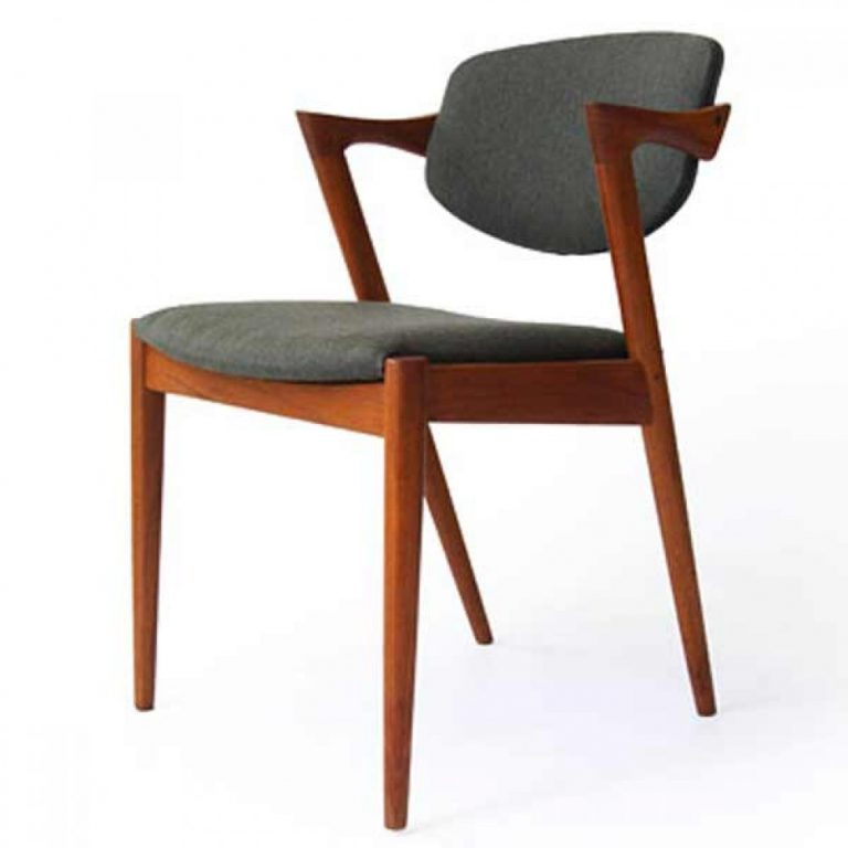 Cosmo teak dining chair