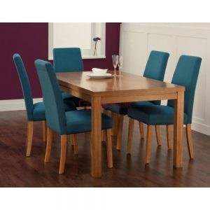 Dining set in Kl, teak wood indoor dining furniture