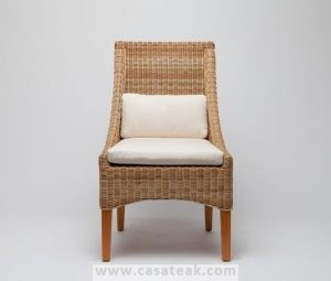 Babylon wicker dining chair in selangor