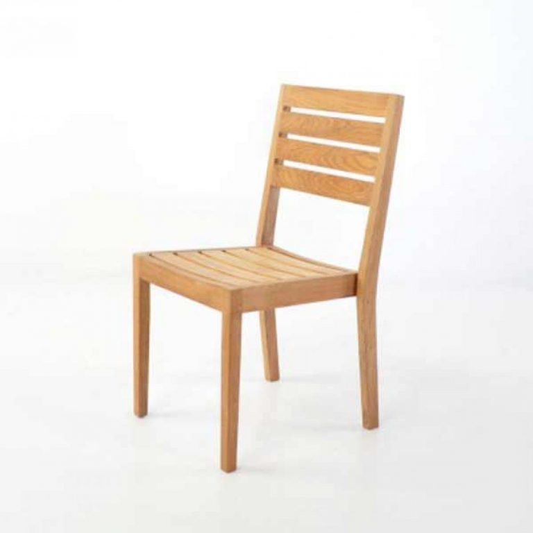Festa teak dining chair