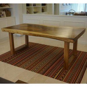 Indoor suar wood furniture, suar table Malaysia