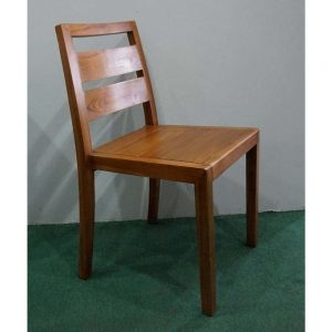 Heritage dining chair in KL, solid teak wood dining chair