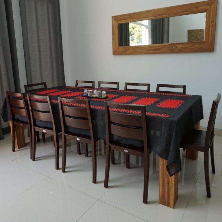 Dining set teakwood
