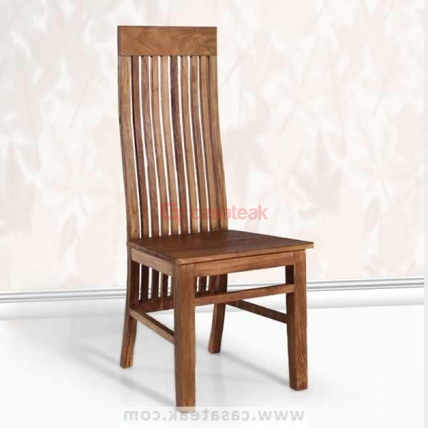 High Back Dining Chair Teak Wood Dining Chair In Pj Kl Malaysia