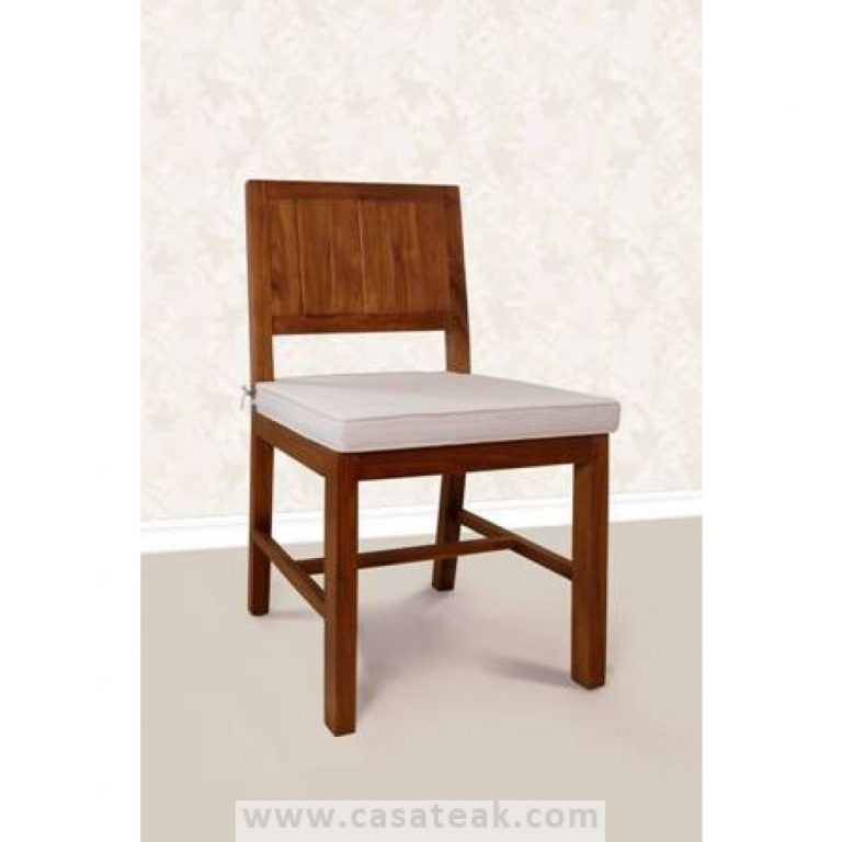wooden restaurant chair in Kl