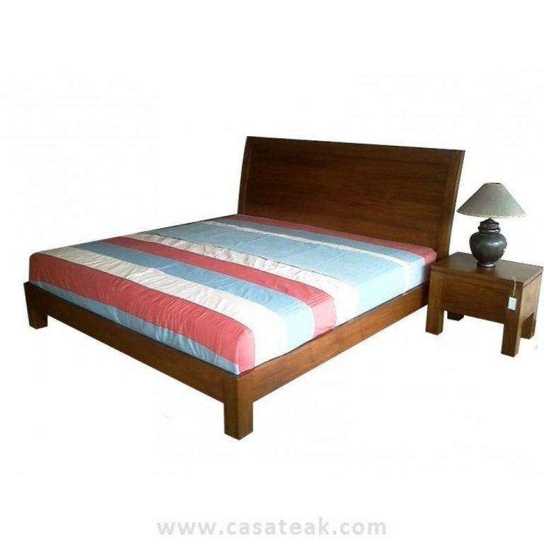 Manson King bed