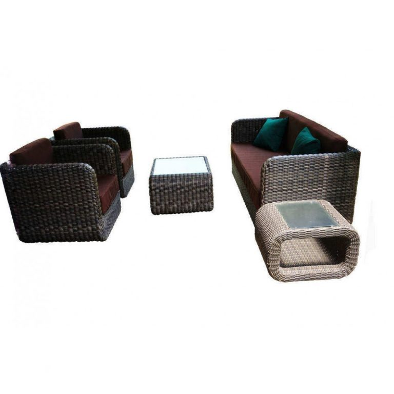 Kubu Wicker Sofa Set in pj, outdoor sofa, patio furniture, resort furniture kl