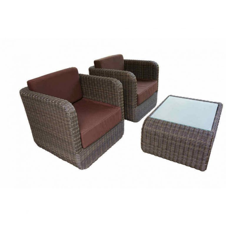 sofa set, garden furniture, outdoor wicker sofa Kl,