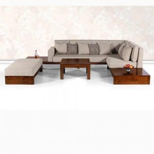 Teak Sofa-Daybeds