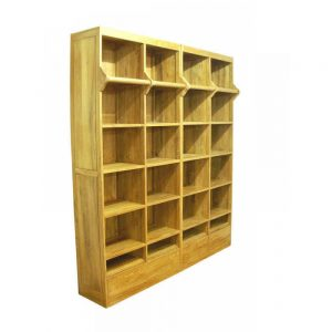 ladder Book Case teak wood book Shelves