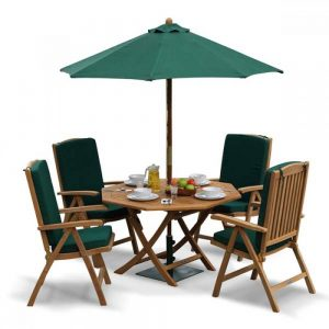 solid wood table, outdoor dining set
