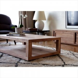 Coffee table Teak wood