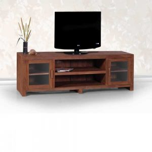 modern tv console, teak wood tv cabinet