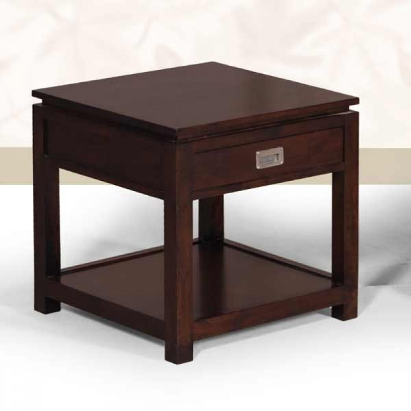 bedside tables, teak side table