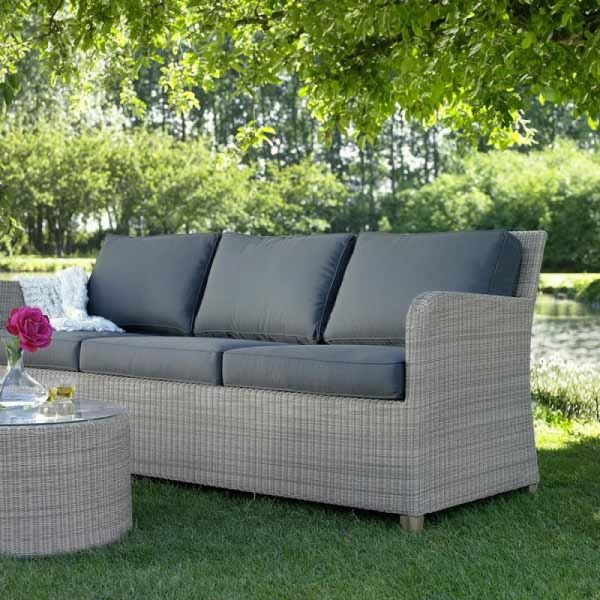 designer garden furniture, comfortable sofa,