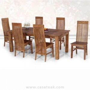 Teak Dining Table Malaysia