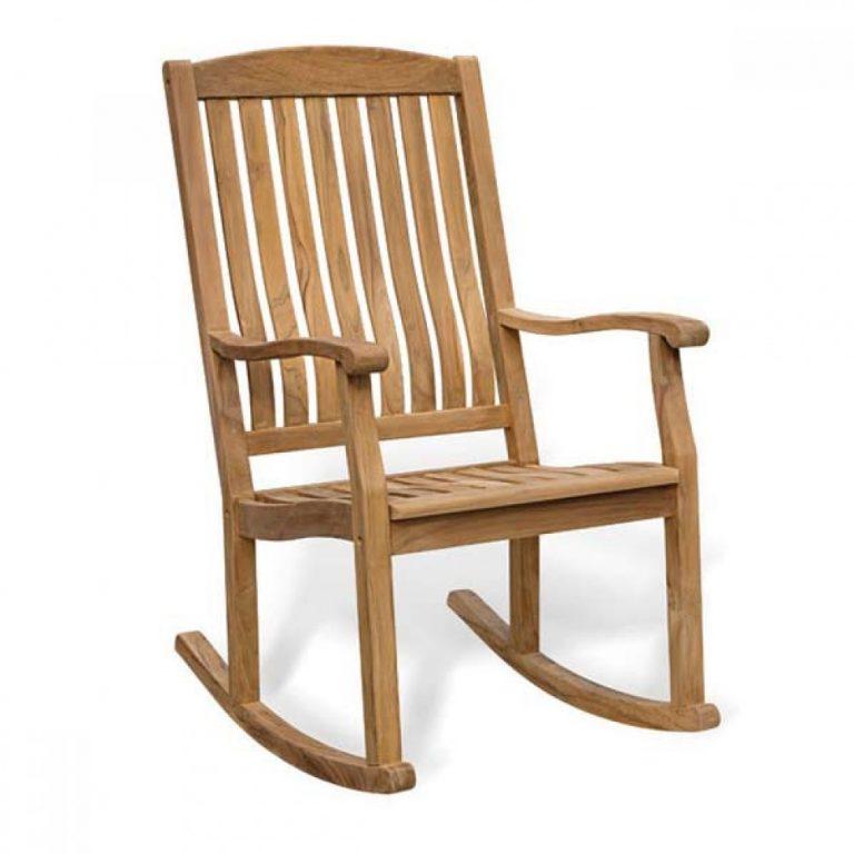 Rocking chair, teak rocking chairs