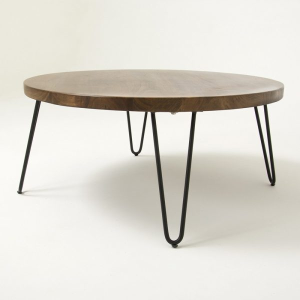Round Solid coffee table Malaysia
