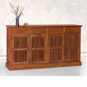 Teak Furniture Puchong, Teak Sideboard