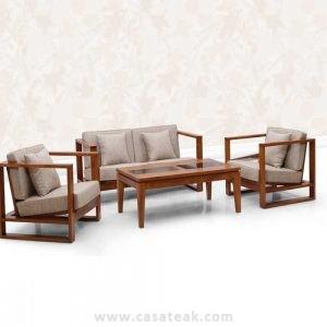 Teak Sofa Set Shah Alam